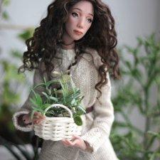 Еще два образа для Филиппы. Кукла ручной работы, автор ViePoupee