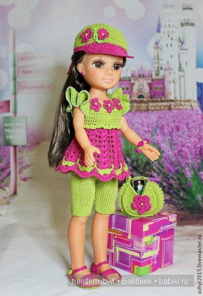 Одежда на куклу 40 см.