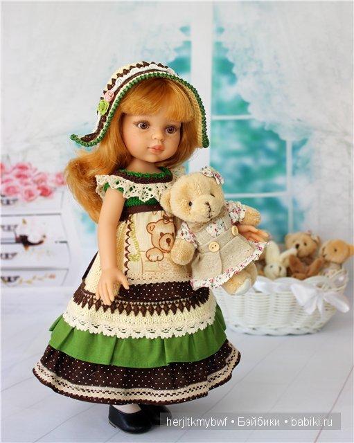 Одежда для  кукол 30 - 33 см.