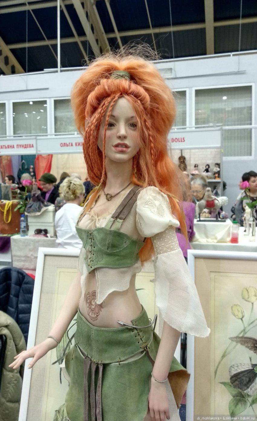 VII Международный Весенний Бал Авторских Кукол. 7 - 10 марта 2019, Тишинка, Москва. Анонс