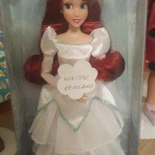 Русалочка Ариэль в свадебном платье 2018