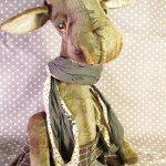 Жирафик. Игрушки ручной работы Инны Будагян