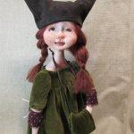 Моя первая авторская кукла
