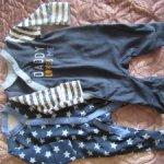 Одежда для реборна-мальчонки, 50-56см