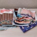 Распродажа остатков купонной ткани