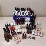 Продаю обувь для pukifee, yosd, SD и 70+