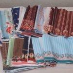 Распродаю ткани и фурнитуру