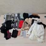 Мужская и женская одежда для бжд на SD 1/3, SD17, 70+