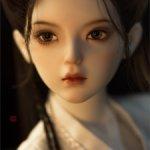 Продам йорик Chu Mujin от LoongSoul doll