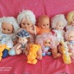 Большой лот кукол и игрушек СССР и ГДР, цена за всех!