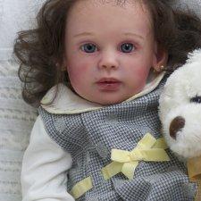 Кукла реборн Чарли