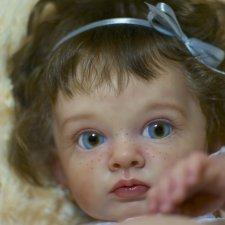 Кукла реборн Тутти