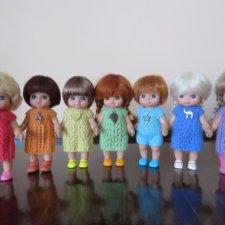 Крошки Chou Chou в паричках