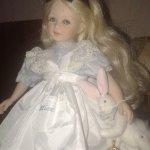 Моя сказочная блондинка от Pauline Bjonness-Jacobsen