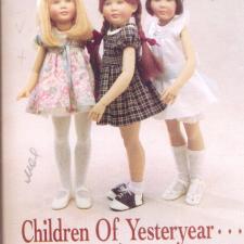 Творчество Хелен Киш. Начало в создании виниловых кукол. 2 часть