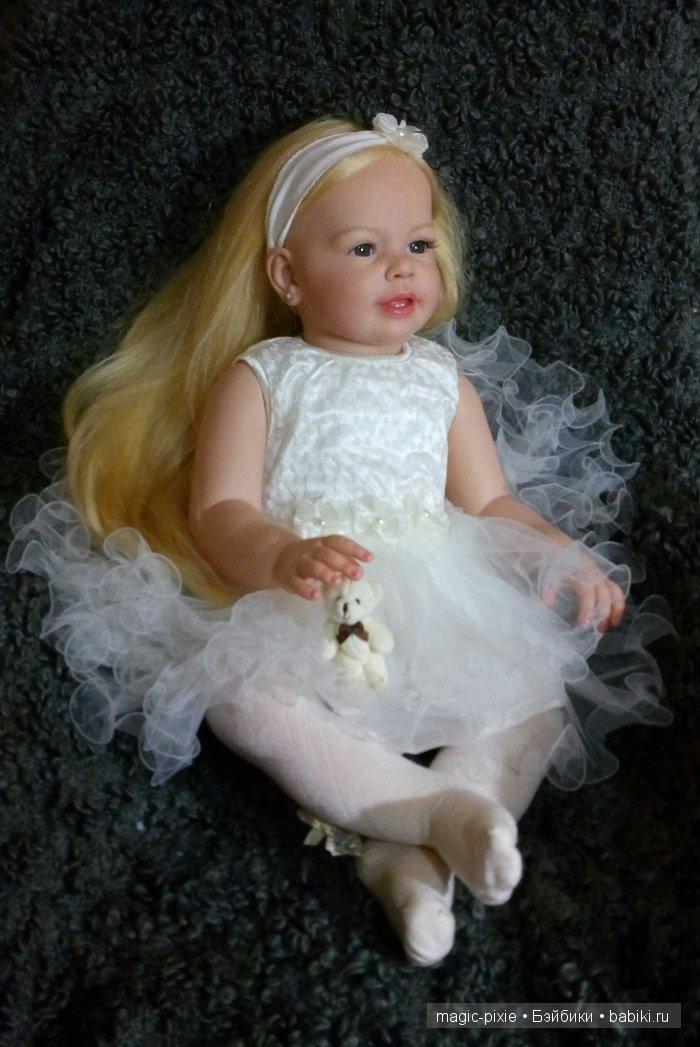 Кати-Мари,Эмили,куклы реборн от Gaya