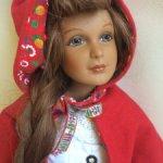 Коллекционная кукла Astri Schildkröt-Puppe