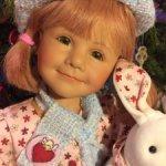 Коллекционная кукла Jenny (2008г) Schildkrot