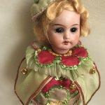Кукла на палочке/ Маротте