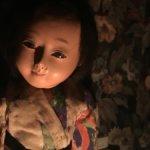 Антикварная кукла . Гофун
