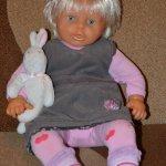 Моё маленькое чудо!Игровая кукла от Berjusa