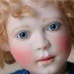 Куклы Линн и Майкла Рош. Lynne and Michael Roche dolls