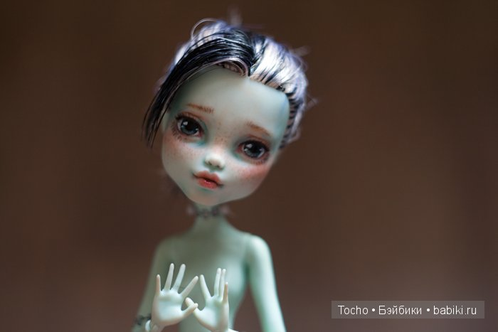 OOAK Monster High