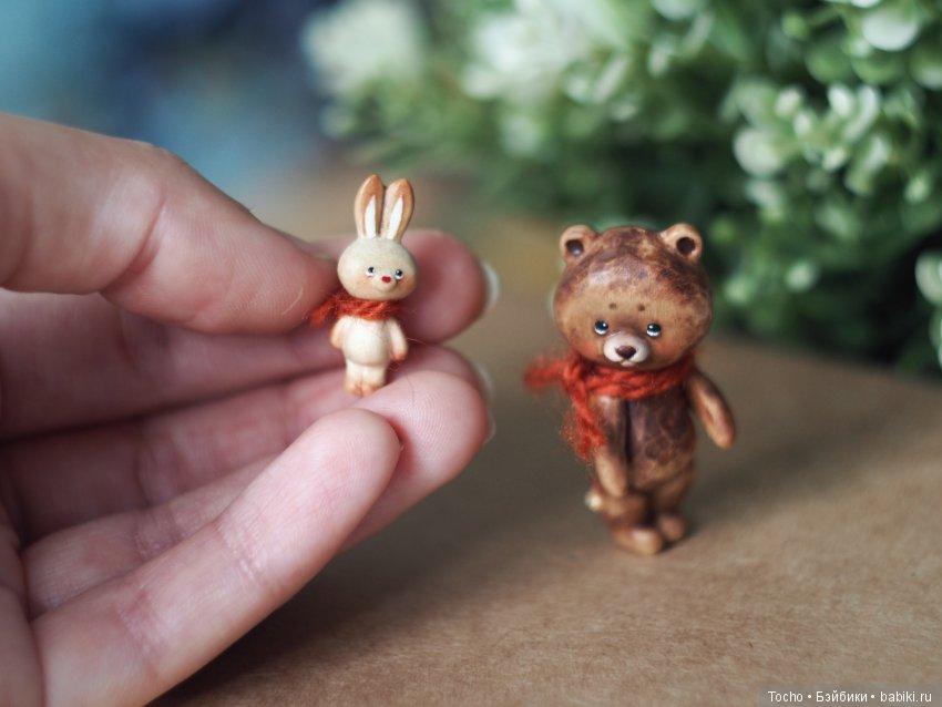 авторская деревянная игрушка