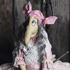 Баба-Яга, автор Шумилина Лариса