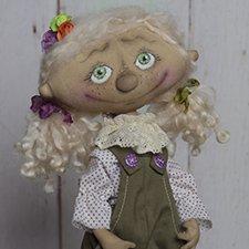 Пронечки, текстильные куклы своими руками