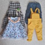 Одежда для кукол формата YOSD 1