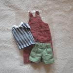 Одежда для кукол формата YOSD