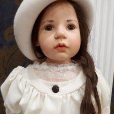 Прекрасная девочка Vivian от автора Hildegard Gunzel