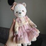 Продам очаровательную мишку Тедди