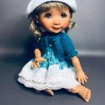 Комплектик для пельмешек.   Meadow dolls 28 см