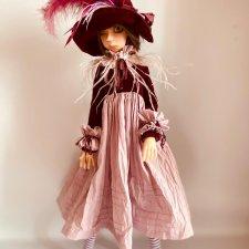 """Комплект для кукол формата SD Kaye Wiggs 21"""""""