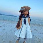 """Аутфит для кукол формата MSD Kaye Wiggs 11"""""""