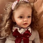 Кукла Реборн от молда Натали Блик