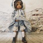 !!!Комплект одежды для кукол формата meadow dolls( подростки) «из барышни в пацанку»
