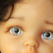 Глазки для кукол своими руками