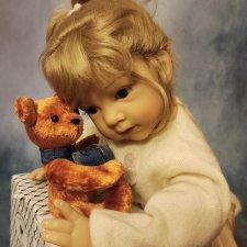 Лучшие друзья девочек - это медведи! Амели Elizabeth Lindner