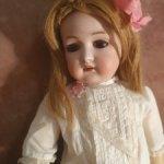 Антикварная кукла Кестнер 214