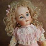 Антикварная кукла Kämmer&Reinhard
