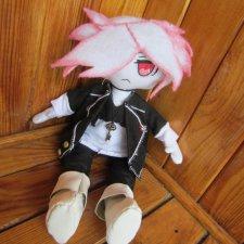 Лекала для создания куклы Чибика