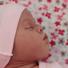 Крошечка Коко, кукла реборн Инны Ершовой, молд reborn Coco by Nataly Blick