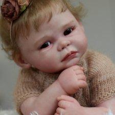 Малышка Ева (кукла реборн Инны Ершовой), Lana by Petra Seiffert