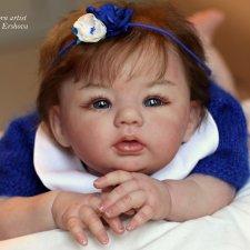 Аннабель, кукла реборн Инны Ершовой (Abigail)
