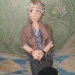 Глазки для кукляшки своими руками