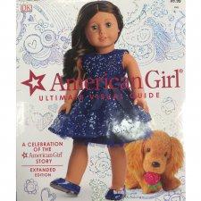2.1.1 American Girl книги: Энциклопедия 2016, дополненное издание, сравнение
