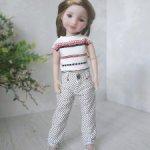 Комплект одежды для кукол Ruby Red Руби Ред 37 см.